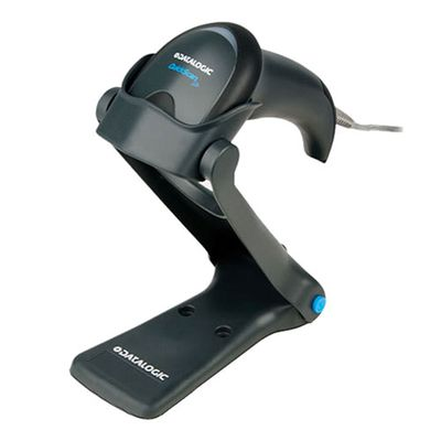 DATALOGIC QuickScan Lite QW2120-BKK1S USB KIT Ручной Image-сканер (в комплекте с кабелем и подставко